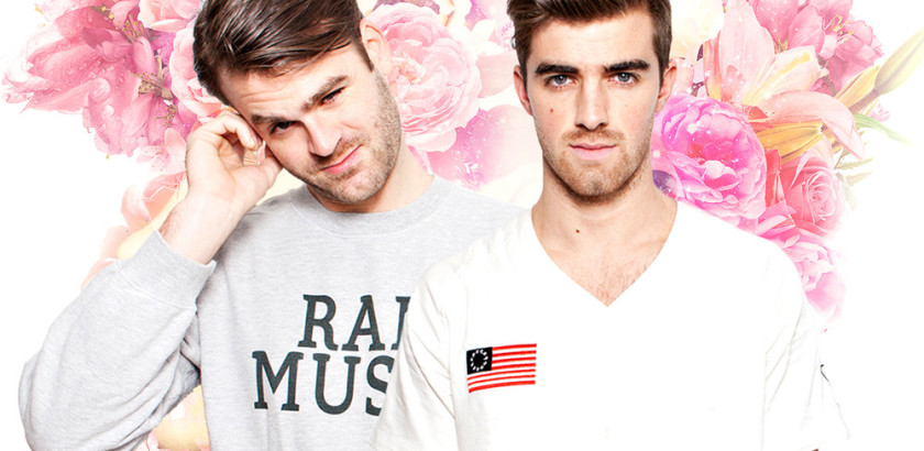 The Chainsmokers & Rozes