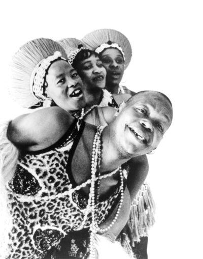 Mahlathini & Mahotella Queens & Makgona Tshole Band