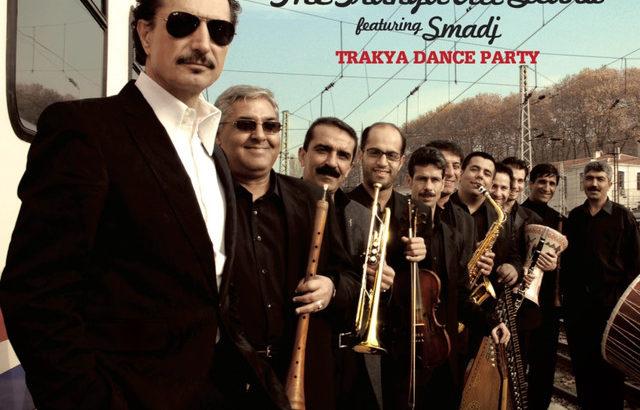 Burhan Öcal & The Trakya All Stars feat. Smadj